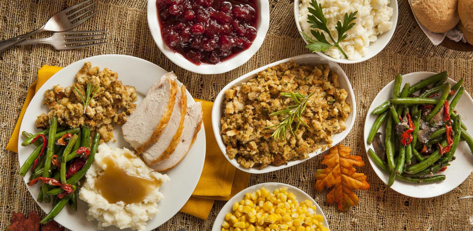 houston thanksgiving christmas caterer